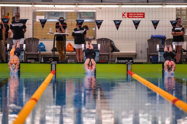 BK zwemmen gaat dit jaar niet door