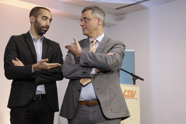 Sammy Mahdi of Joachim Coens volgt Wouter Beke op als CD&V-voorzitter
