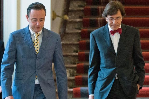 'Alleen met de N-VA erbij heeft de PS de kans om extra geld naar Wallonië te halen'