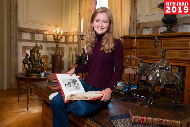 Prinses Elisabeth studeert een jaar aan de Koninklijke Militaire Hogeschool