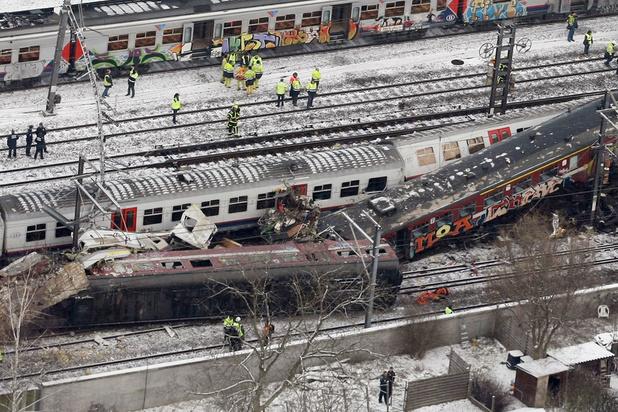 Ramp Buizingen: Infrabel haalt zwaar uit naar treinbestuurder: 'Hij had niet mogen werken'