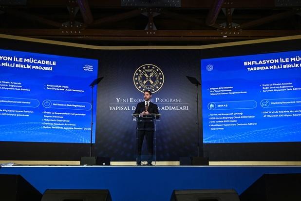 La Turquie annonce des réformes pour sortir de la tempête économique