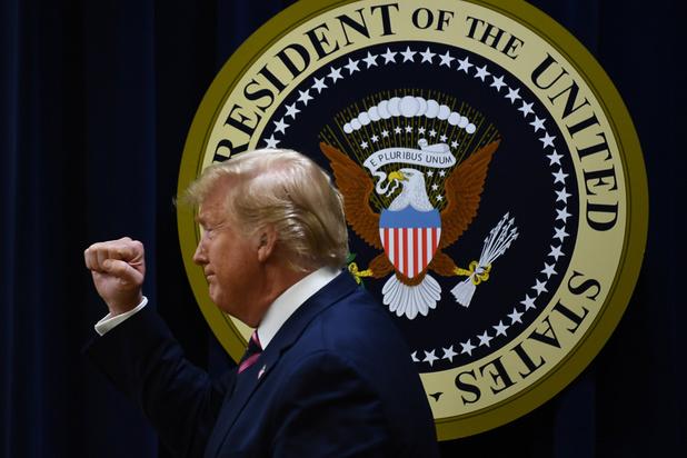 """Trump évoque une """"très bonne discussion"""" avec le président chinois"""