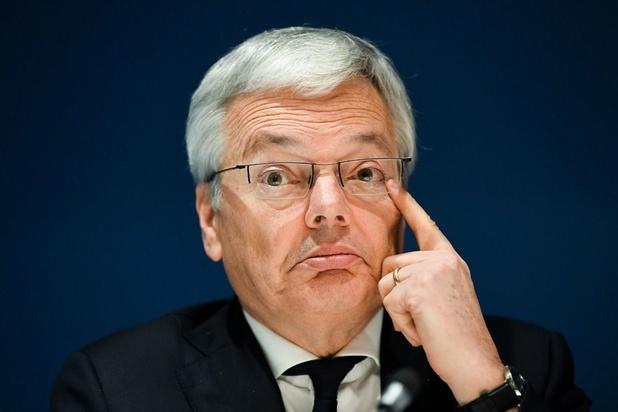 Conseil de l'Europe: Didier Reynders parmi les deux derniers candidats