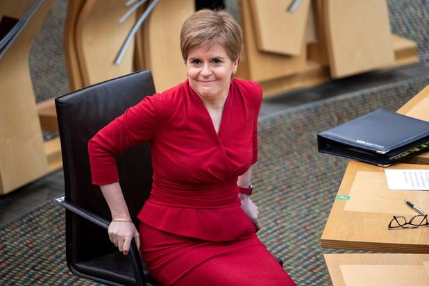 """Nicola Sturgeon n'a """"jamais été aussi certaine"""" de réaliser l'indépendance de l'Ecosse"""