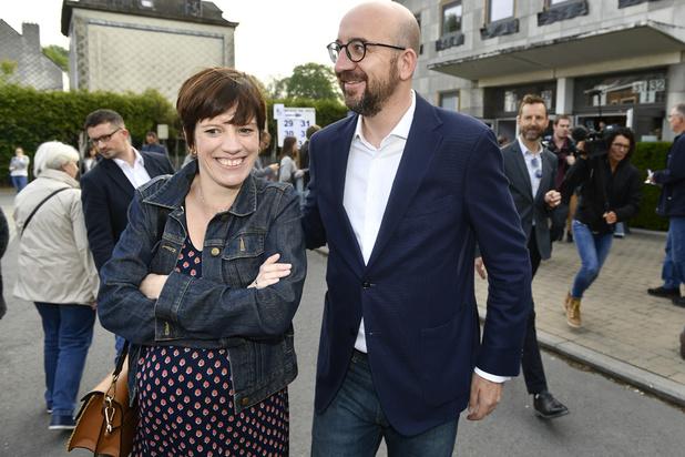 Amélie Derbaudrenghien, la compagne de Charles Michel, annonce la naissance de leur enfant