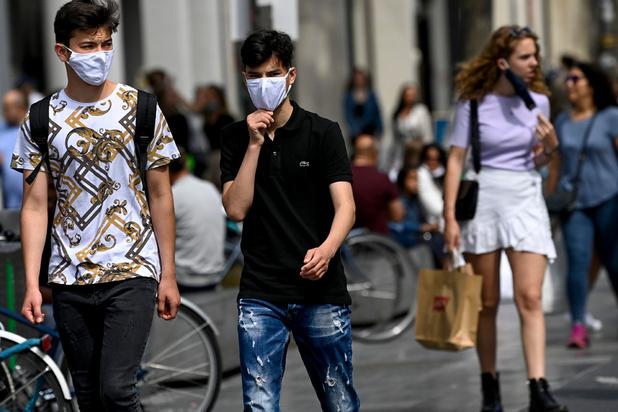 Coronavirus : pourquoi y a-t-il une explosion de cas à Anvers?