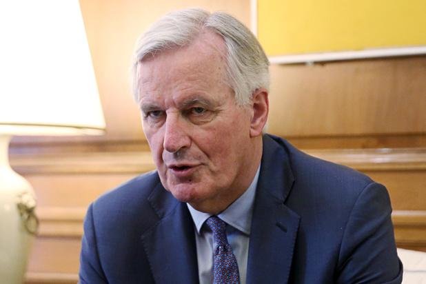 Brexit: EU-hoofdonderhandelaar Barnier 'niet optimistisch' over kans op akkoord
