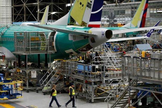'Boeing 737 MAX mag op zijn vroegst in oktober weer lucht in'
