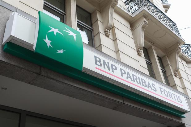 Taux minimum pour les comptes d'épargne de BNP Paribas Fortis