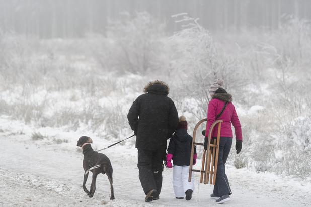 Les Hautes Fagnes attirent les touristes d'un jour, mais essuient des pertes financières