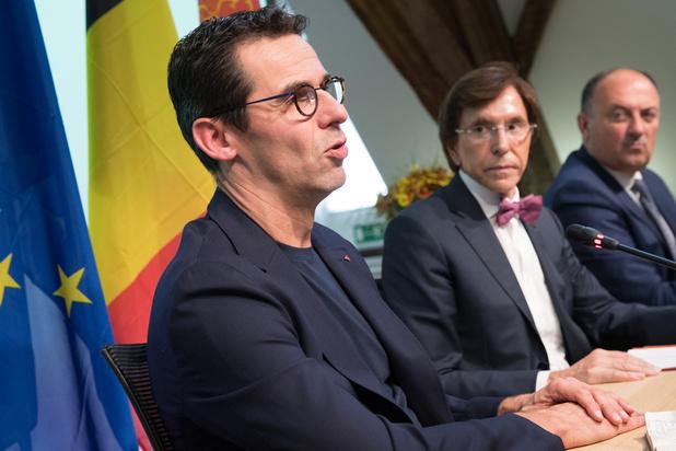 """Le PS bruxellois valide """"à l'unanimité"""" la déclaration de politique pour la FWB"""