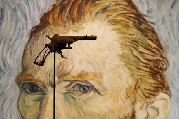 Le revolver qui a tué Van Gogh vendu aux enchères