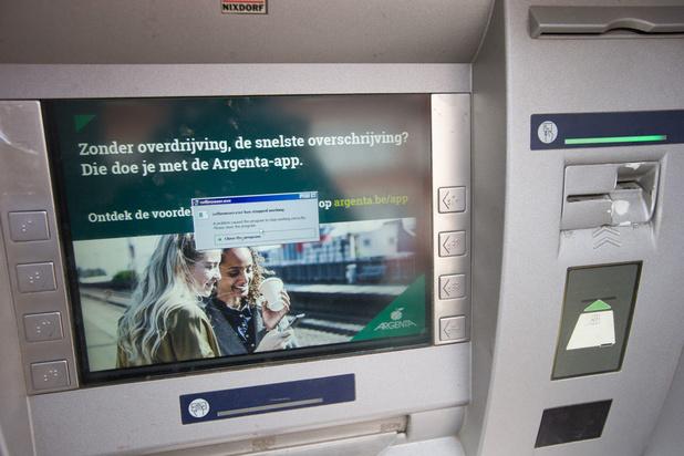 Geldautomaten van andere banken blijven beschikbaar na digitale plofkraak bij Argenta