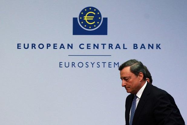 Belgische langetermijnrente zakt onder nul procent