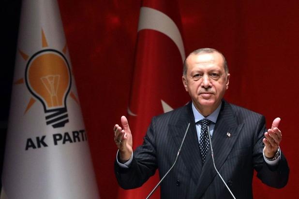 Partij van president Erdogan vraagt officieel annulatie van stembusgang in Istanboel