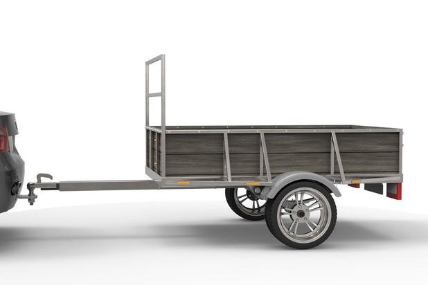 Une voiture électrique peut-elle tirer une remorque ou une caravane ?