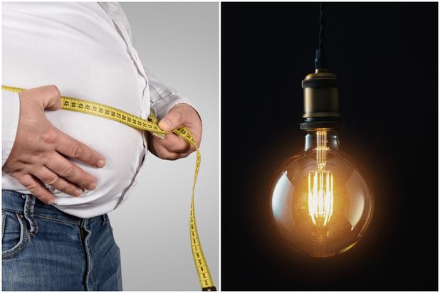 Un possible lien entre lumière artificielle la nuit et obésité ?