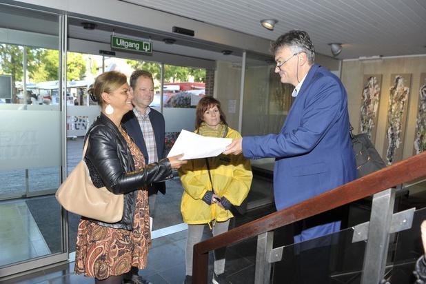Inwoonster dient petitie met 900 handtekeningen in tegen werken in Ingelmunster