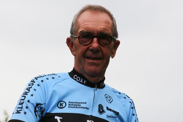 """Jean-Pierre (69) overleeft Ronde van de Slagvelden: """"De aankomst vergeet ik nooit"""""""
