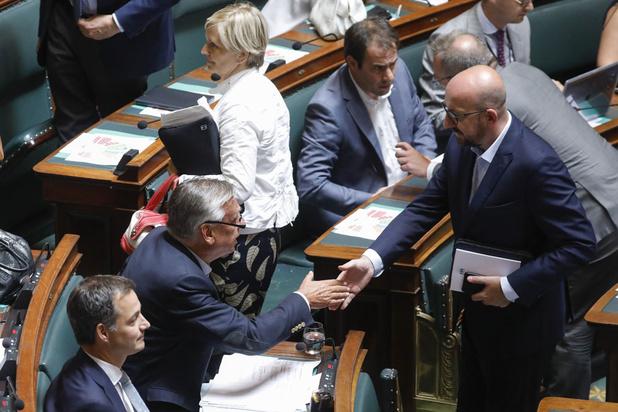 'Dames en heren politici, formuleer nu eens een gezamenlijke ambitie'