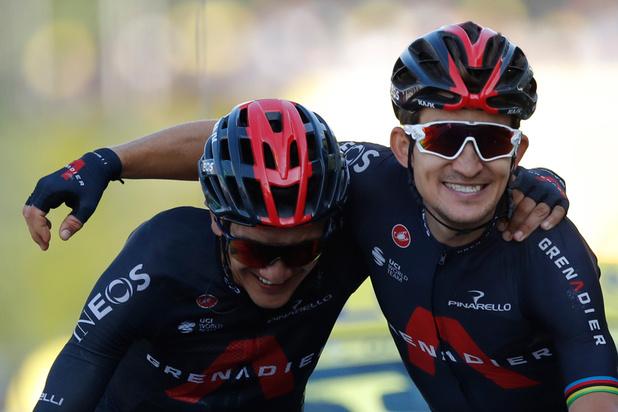 Tour de France: Kwiatkowski vainqueur de la 18e étape