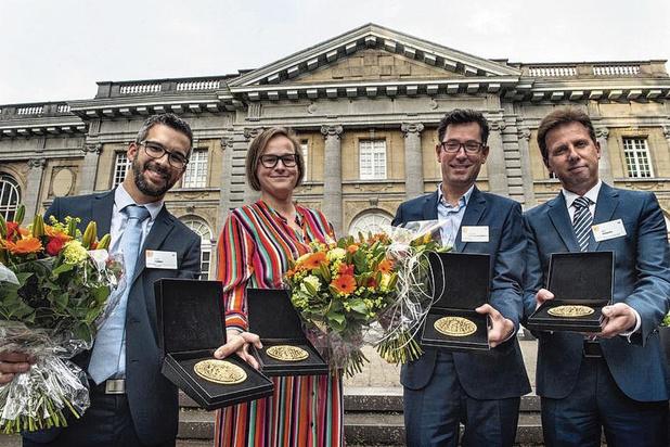 Galenusprijs 2019 uitgereikt