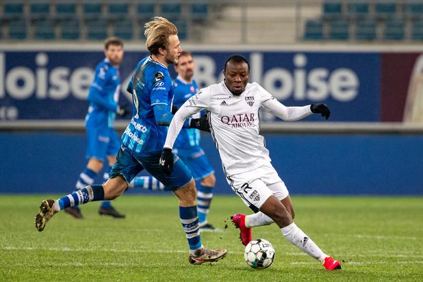 Jupiler Pro League: Gand et Eupen clôturent sur un partage (2-2)