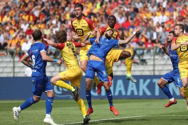 Tweedeklasser KV Mechelen wint Beker van België na 1-2 stuntzege tegen AA Gent