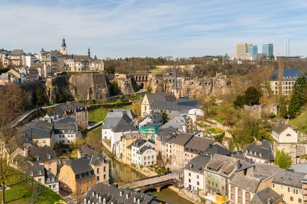 Deze plaatsen moet je zien in Luxemburg stad