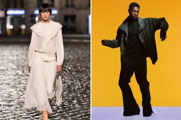 'Er hangt feest in de lucht': de hoogtepunten van de digitale modeweken