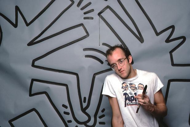 L'exposition Keith Haring bat le record des visites à BOZAR