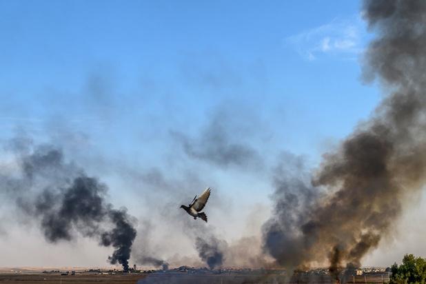 Zeker drie soldaten gedood door Israëlische luchtaanvallen in Syrië