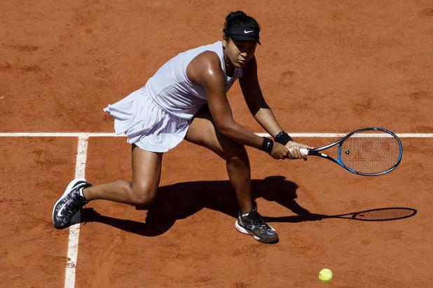 Roland Garros: Pas de troisième victoire consécutive en Grand Chelem pour Osaka
