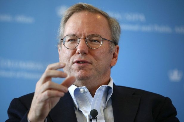 Eric Schmidt, l'ex-CEO de Google, va quitter la direction d'Alphabet