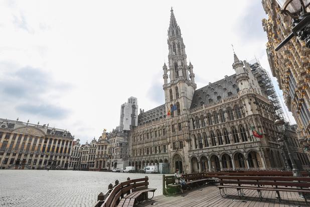 Coronavirus : Bruxelles est la capitale européenne la plus touchée après Madrid