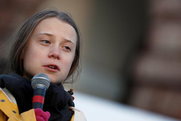 """Climat: 2020 sera l'""""année de l'action"""", souligne Greta Thunberg"""