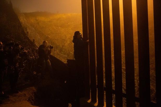 Les élus démocrates contestent le milliard du Pentagone pour le mur