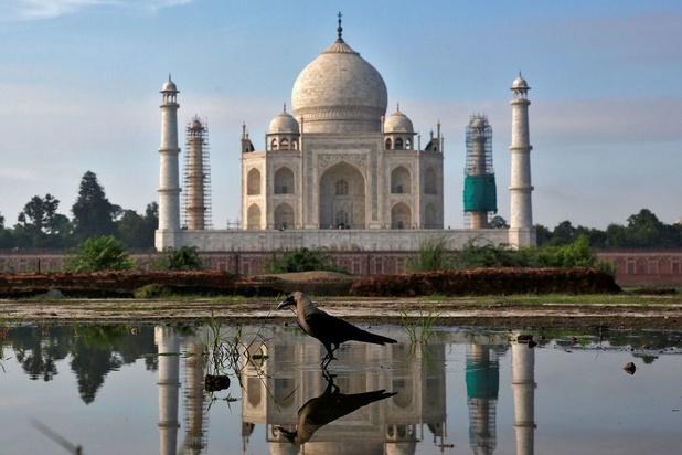 Le Taj Mahal va rouvrir