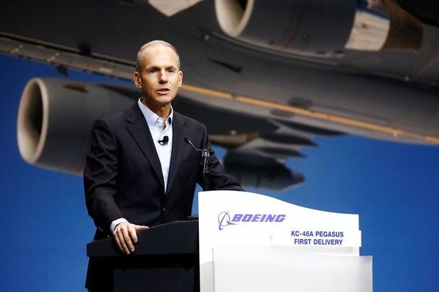Boeing-topman Dennis Muilenburg erkent communicatiefouten rond 737 MAX