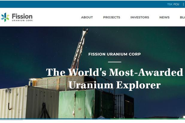 Fission Uranium: un projet parfait dans une région parfaite