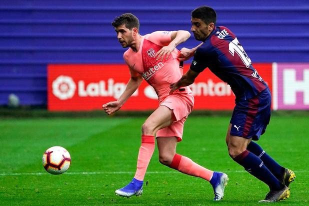 Des dirigeants et joueurs de foot visés par la police pour matches truqués en D1 et D2 espagnole