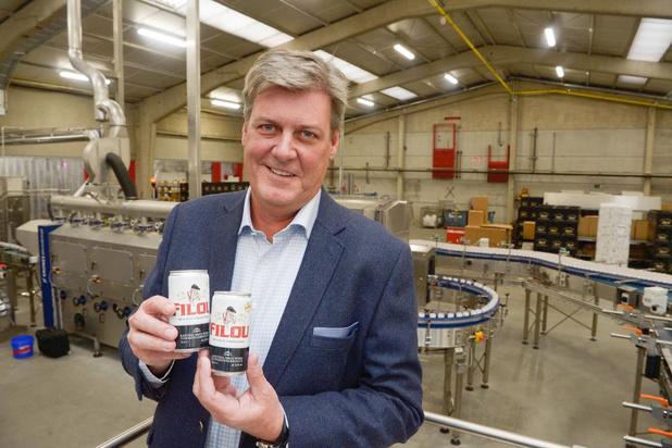 Kasteel Brouwerij Vanhonsebrouck neemt duurzame blikkenlijn in gebruik