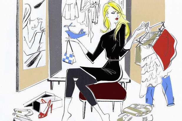 Louer la mode: les avantages de la garde-robe tournante, en plein boom aux Etats-Unis