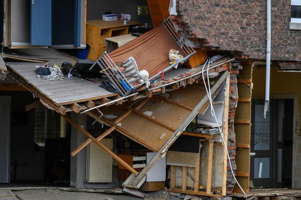 Noodweer: schade Ethias-klanten kan oplopen tot 250 miljoen euro