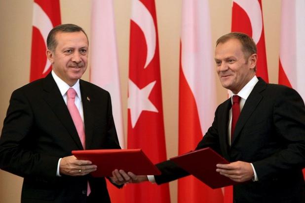 'Sinds de vluchtelingendeal is Europa minder kritisch voor Turkije'