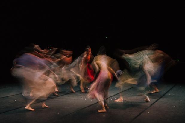 Dansvoorstelling 'Dances of Death' van Michiel Vandevelde verbluft, óók via livestream