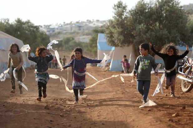 Repatriëring Belgische IS-kinderen: Theo Francken betwijfelt of het om weeskinderen gaat