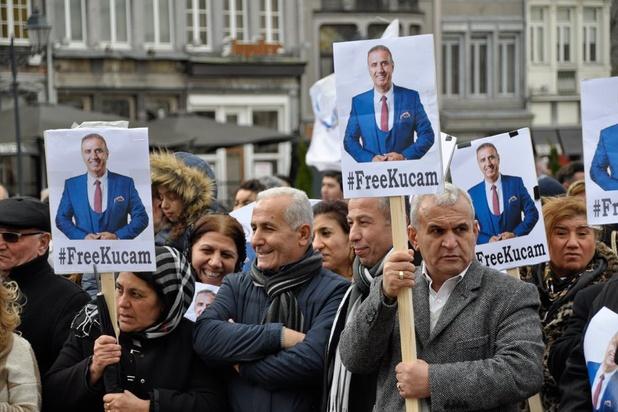 Zoon van Melikan Kucam onder voorwaarden vrijgelaten