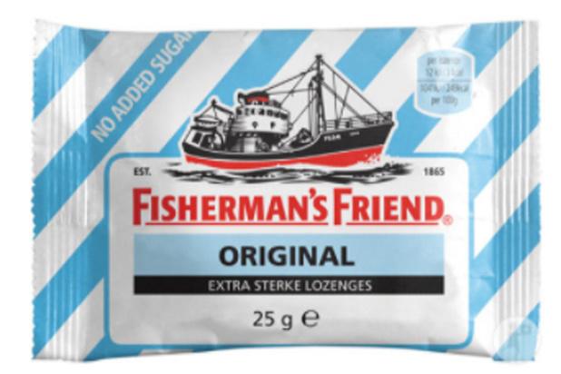La success story des bonbons Fisherman's